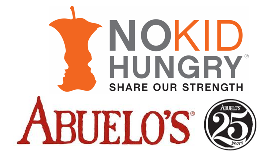 "Abuelos 25th Anniversary - Donations for ""No Hungry Kid"" Charity image"